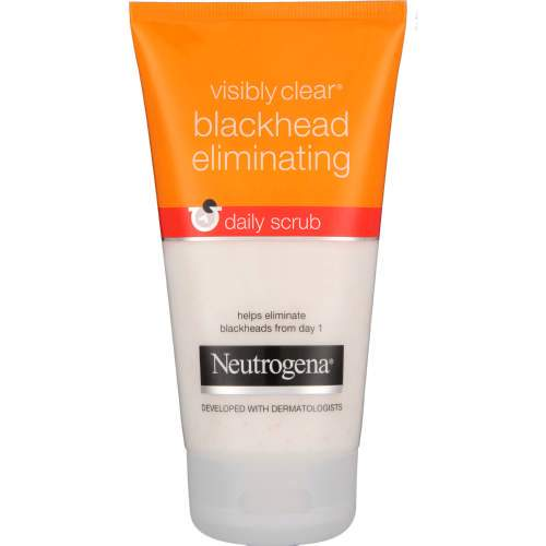 Neutrogena Visibly Clear Black Head Scrub 150 ml