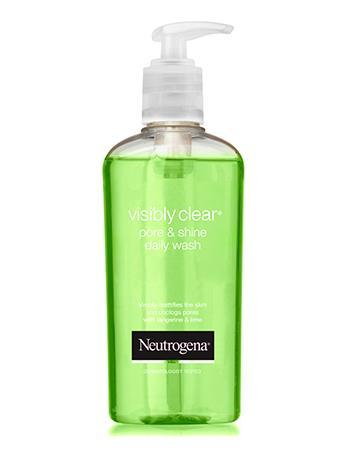 Neutrogena Visibly Clear Pore & Shine Daily Wash 200ml
