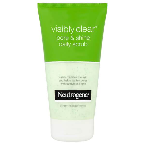 Neutrogena Visibly Clear Pore & Shine Scrub 150ml