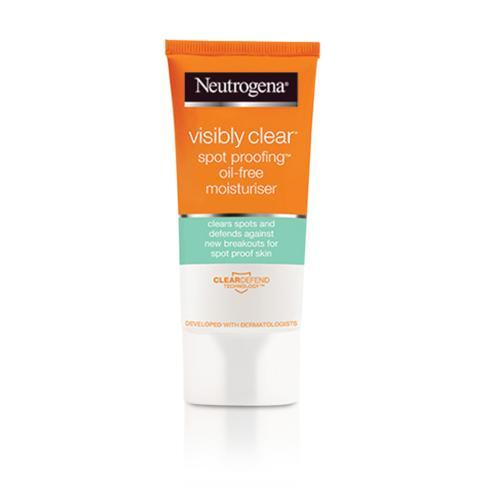 Neutrogena Visibly Clear Proof Moist Cream 50 ml