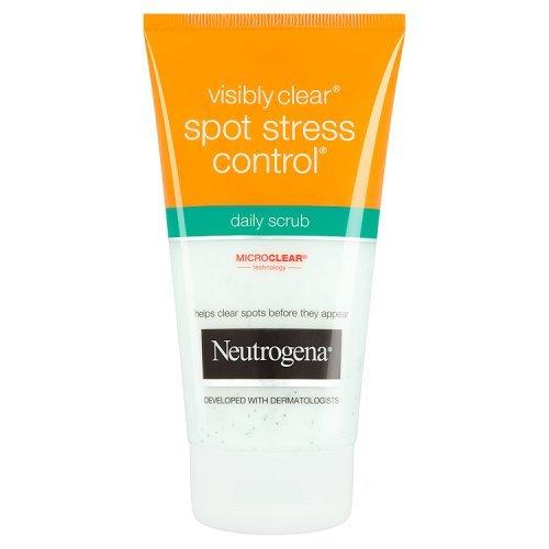 Neutrogena Visibly Clear Stress Control Scrub 150ml