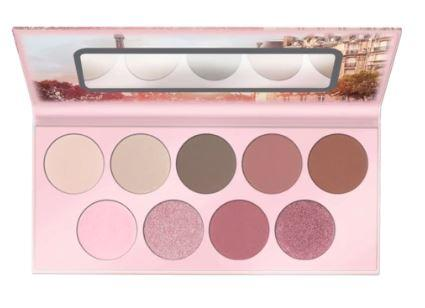 Essence Salut Paris Eyeshadow Palette