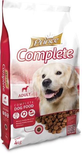 Prince Dog Dry Food Complete 4Kg