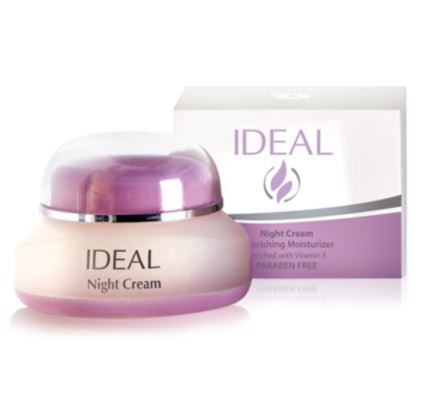 Ideal Night Cream - 50 ML-MyKady