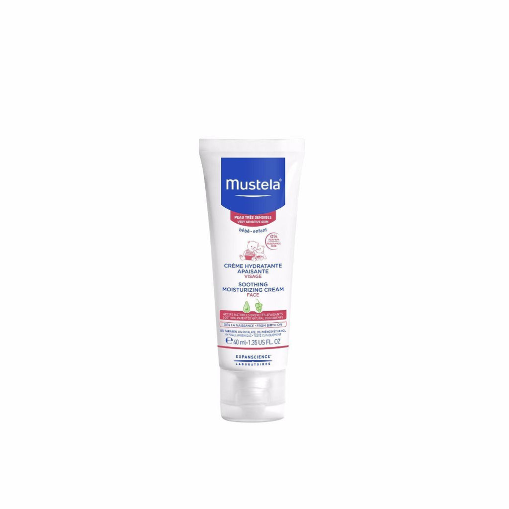 Mustela SKIN SOOTHING MOISTURIZING FACE CREAM