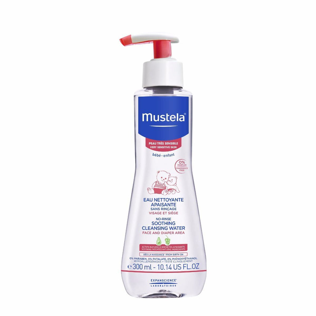 Mustela No-Rinse Soothing Cleansing Water