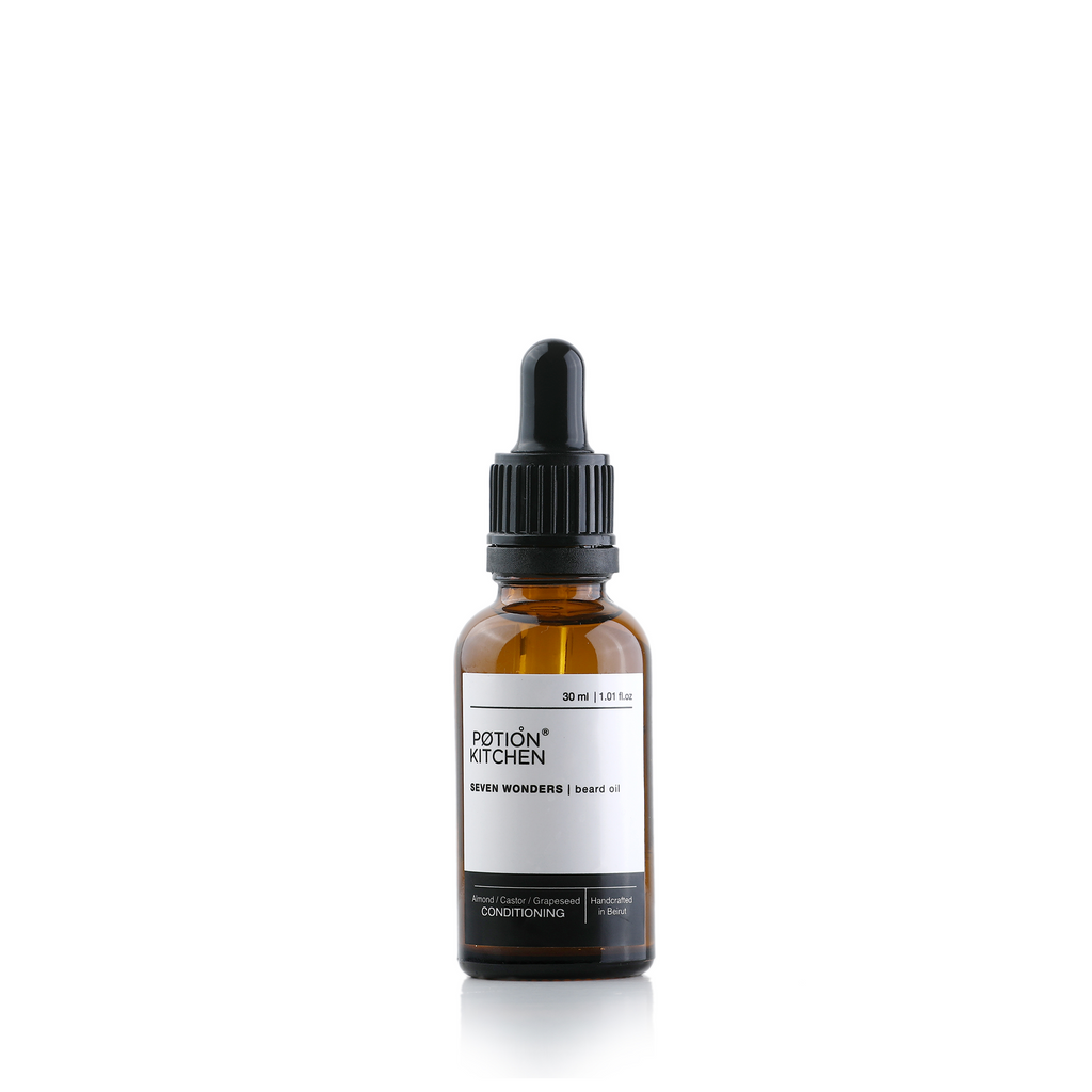 Potion Kitchen Seven Wonders Beard Oil 30ml