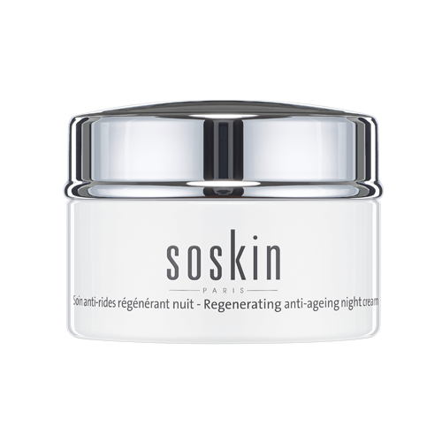 Soskin Moisturizing Regenarating  Night Cream 50ml
