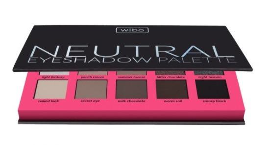 WIBO NEUTRAL EYE SHADOW