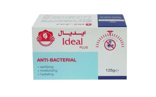 Ideal Soap Bar Anti Bacterial - 125 gr-MyKady