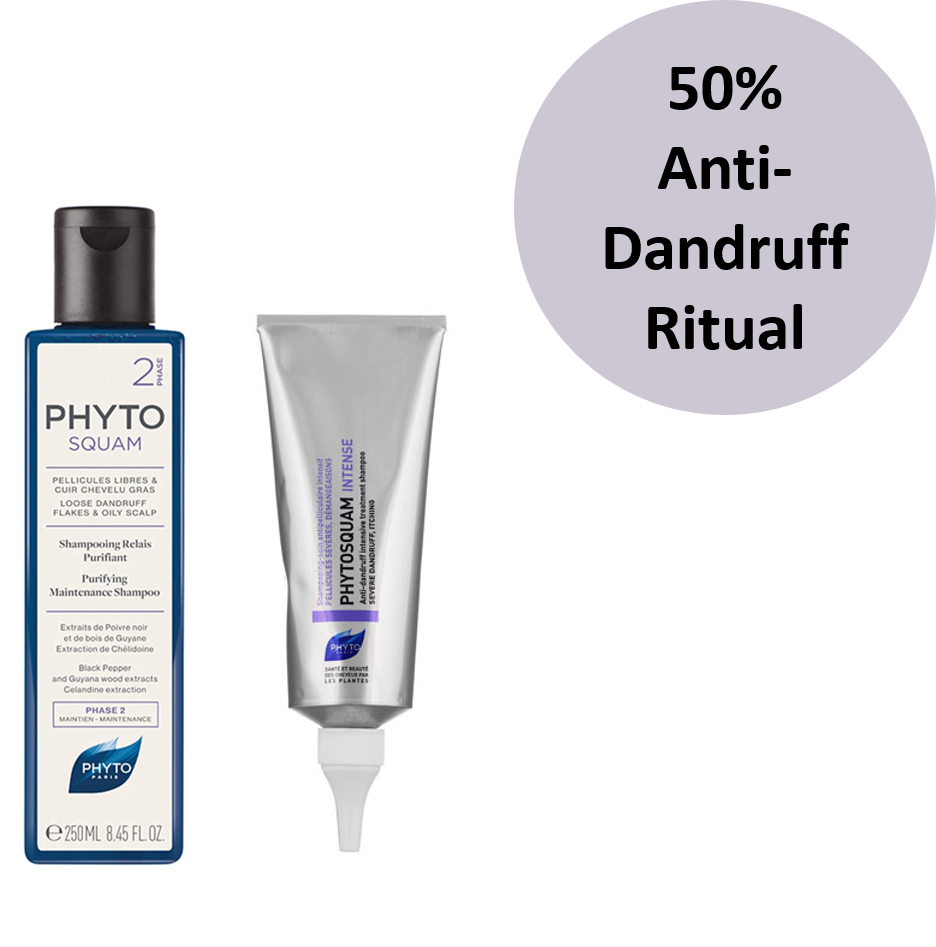Phyto  Anti Dandruff Ritual Bundle