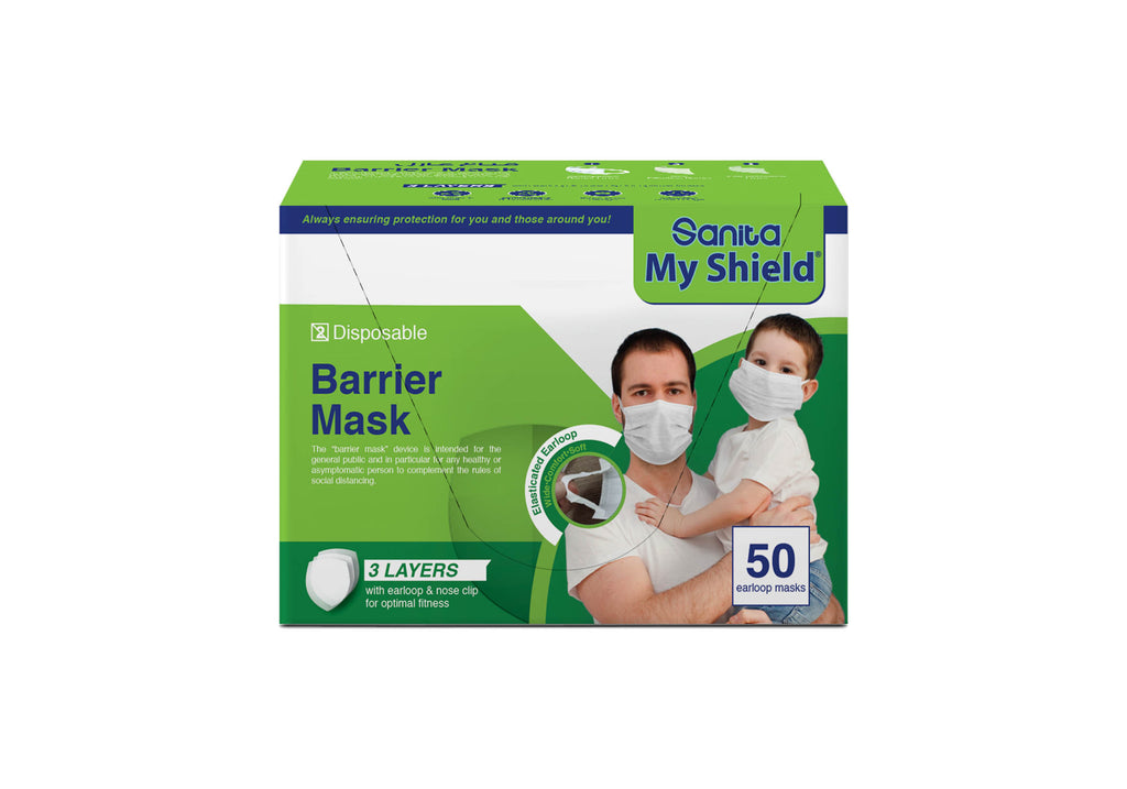Disposable Daily Protective Mask