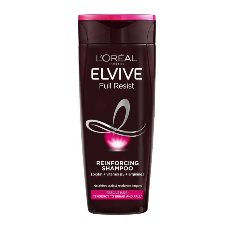 Elvive Full Resist Shampoo - Sensitive Hair