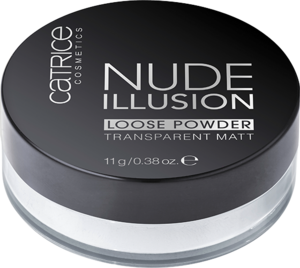Catrice Nude Illusion Loose Powder-MyKady