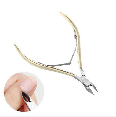 Pretty Lady Gold Cuticle Nipper