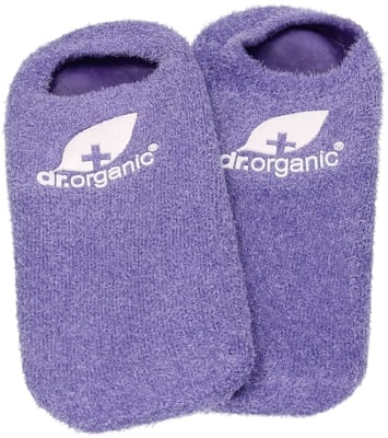 Dr. Organic Lavender Oil Gel Socks