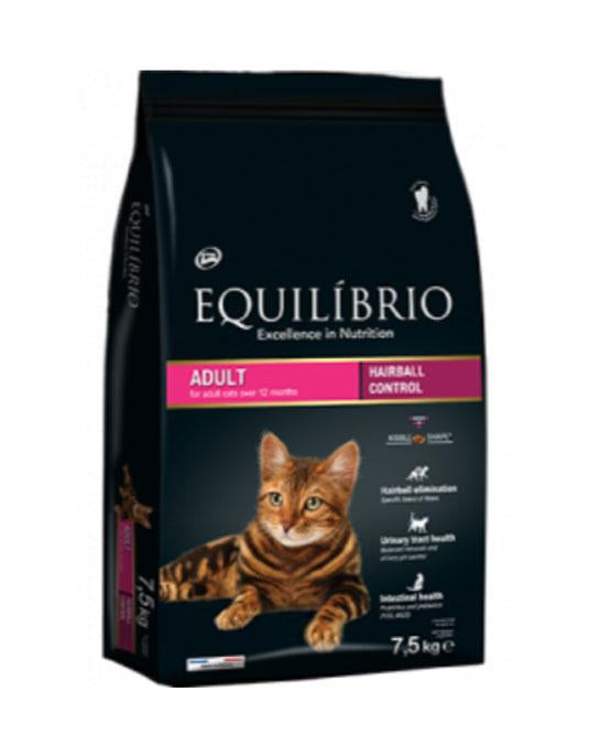 Equilibrio Cat Adult Hairball 2Kg
