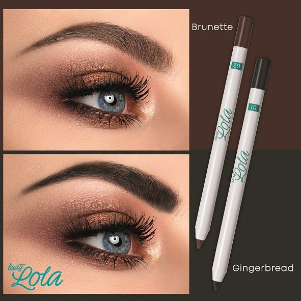 Lady Lola Longlasting Waterproof EyeBrow Pencil