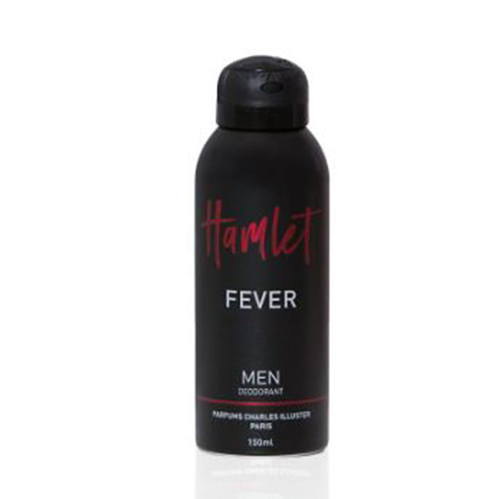 Hamlet Fever Perfumed Deodorant For Men 150ml