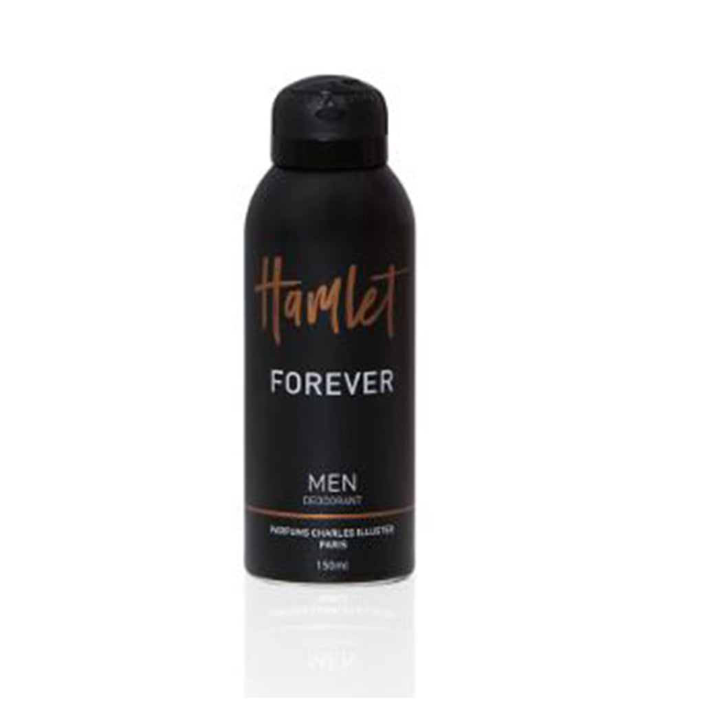 Hamlet Forever Perfumed Deodorant For Men 150ml