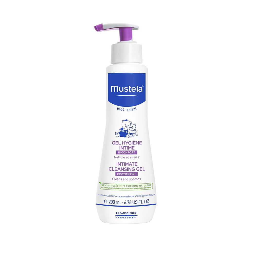 MUSTELA INTIMATE HYGIENE GEL 200ML