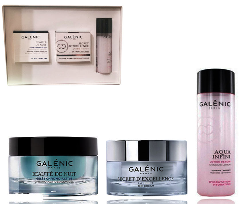 Galenic Anti Aing Kit