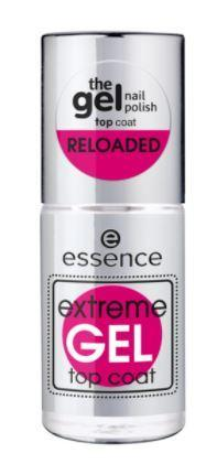 Essence Gel Nail Polish Top Coat