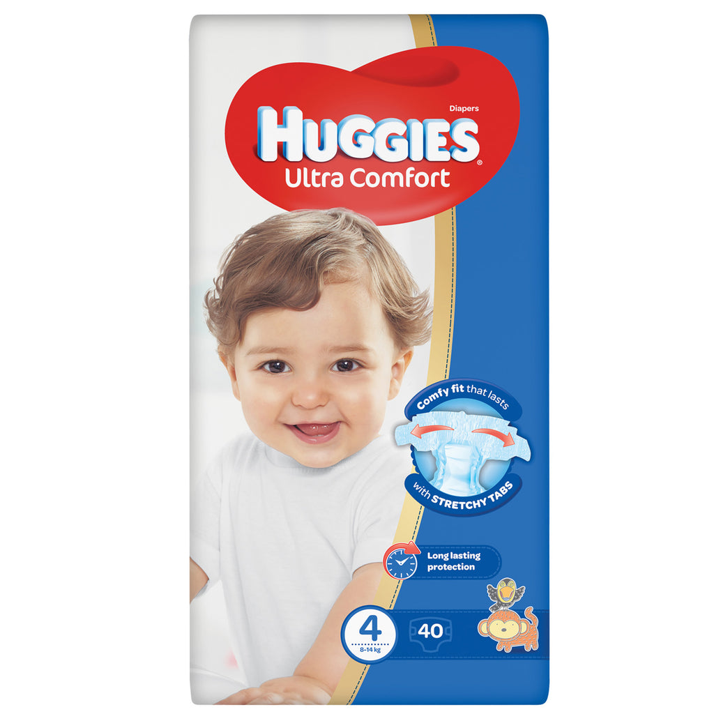 Huggies Superflex Size 4
