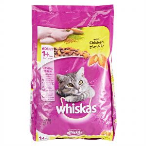 Whiskas Cat Dry Food 1.1kg