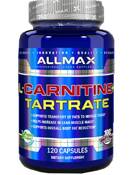 Allmax L-carnitine pills
