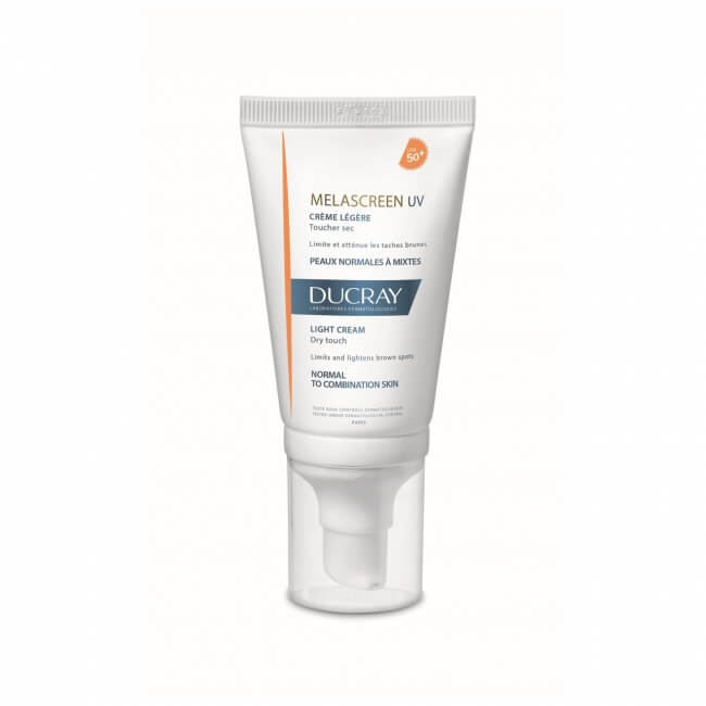 DUCRAY MELASCREEN PHOTOPROTECTION LIGHT CREAM SPF 50+