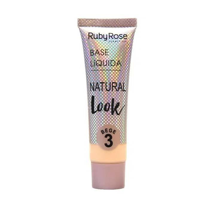 Ruby Rose Natural Look Foundation