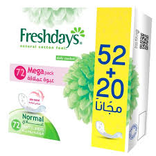 Freshdays  normal pantyliners