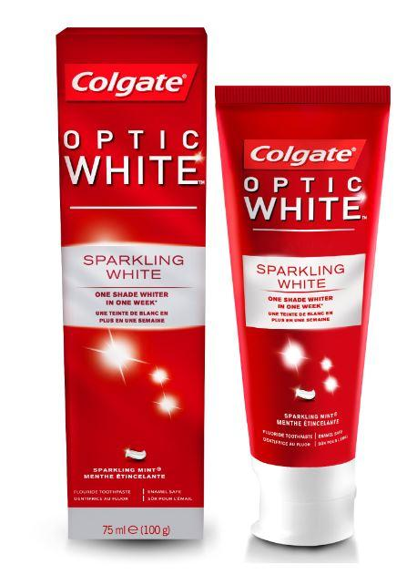 Colgate Optic White Sparkling White Whitening Toothpaste 75 ml