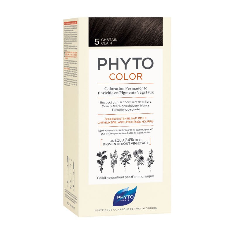 Phyto Color - Permanent Coloration