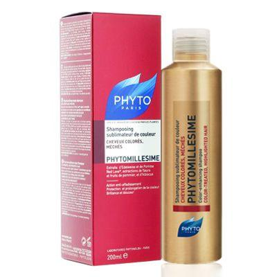 Phyto Phytomillesime Shampoo - Colored Hair 200ml-MyKady