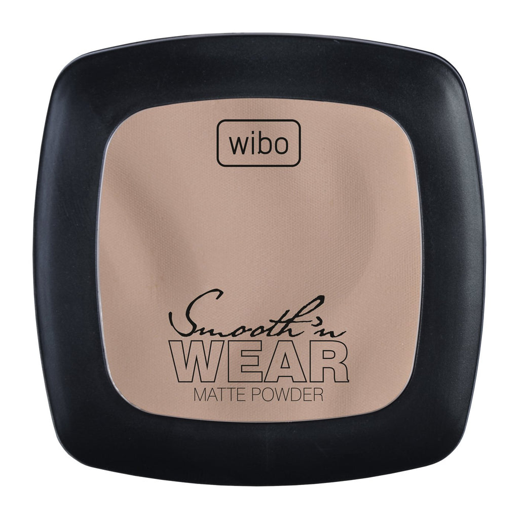 WIBO SMOOTH N WEAR MATTE POWDER