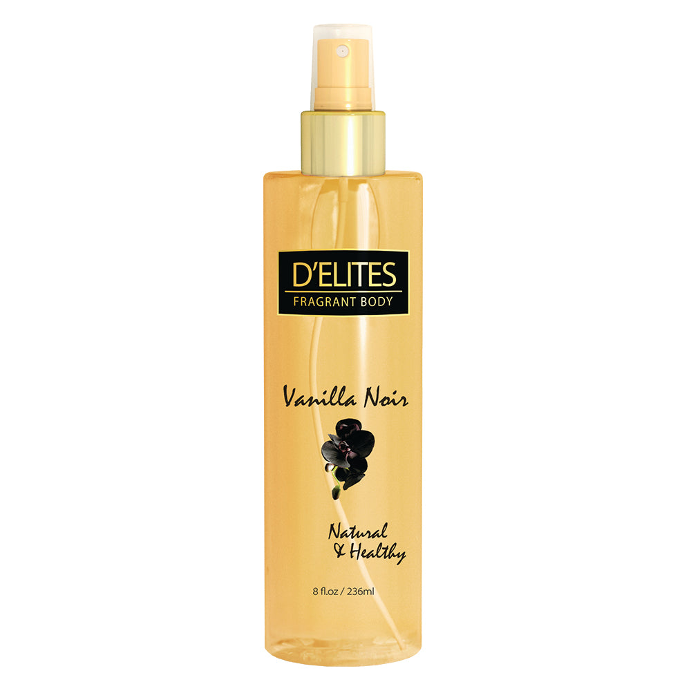 D'Elites Fragrant Body Splash Vanilla Noir 236ml