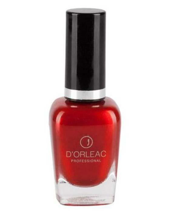 D'Orleac VERNIS À ONGLES HYPOALLERGENIQUE
