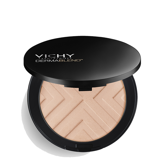 Vichy Dermablend Covermatte Powder Compact Foundation SPF25 GOLD | MyKady | Lebanon