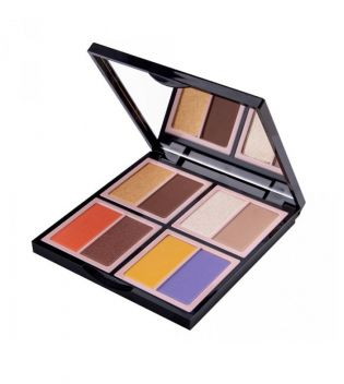Wibo My Choice Eyeshadow Palette Viva a Viva