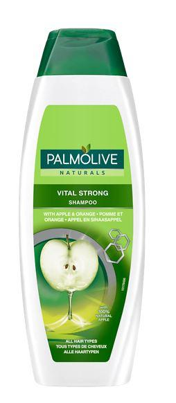 Palmolive Shampoo  Vital Strong Apple & Orange 350ML