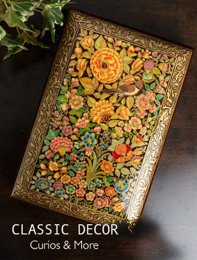 Classic Decor - Curios & More available at The India Craft House