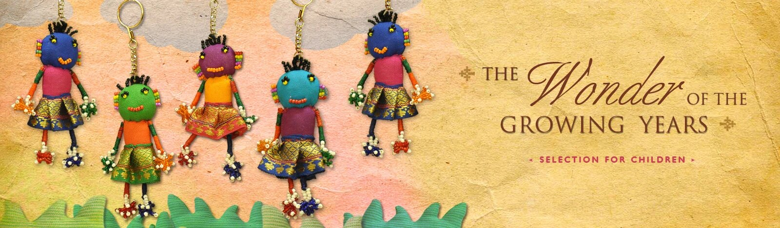 Authentic Handcrafted Products for Kids by The India Craft House