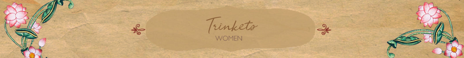 Authentic Handcrafted Trinkets by The India Craft House