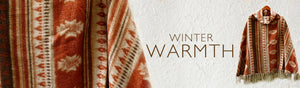 Warm Stoles and Shawls