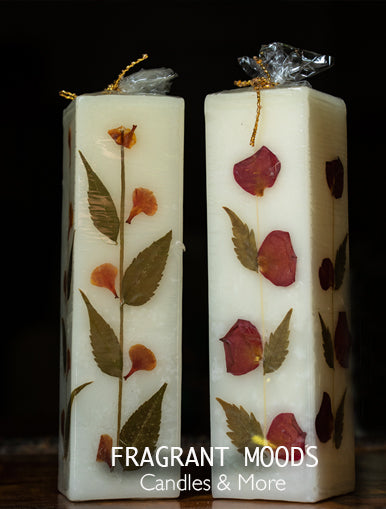 Fragrant Moods - Candle & more available at The India Craft House