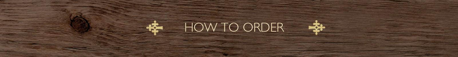 How to order - The India Craft House