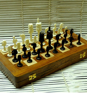 Carved Chess Sets