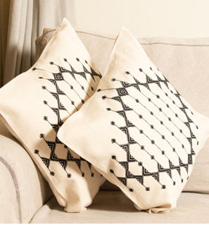Kashida Cushion Covers
